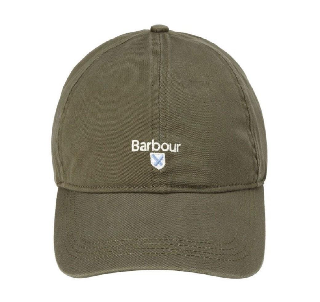 Barbour Cascade Sports Cap Olive-2