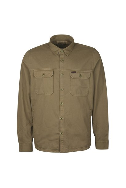 Barbour Rydale Overshirt Olive