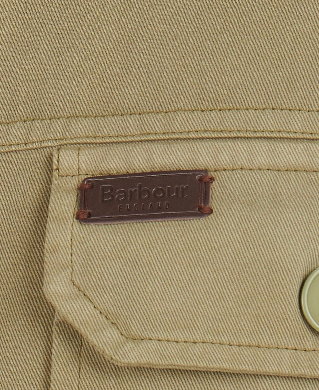 Barbour Rydale Overshirt Olive-6