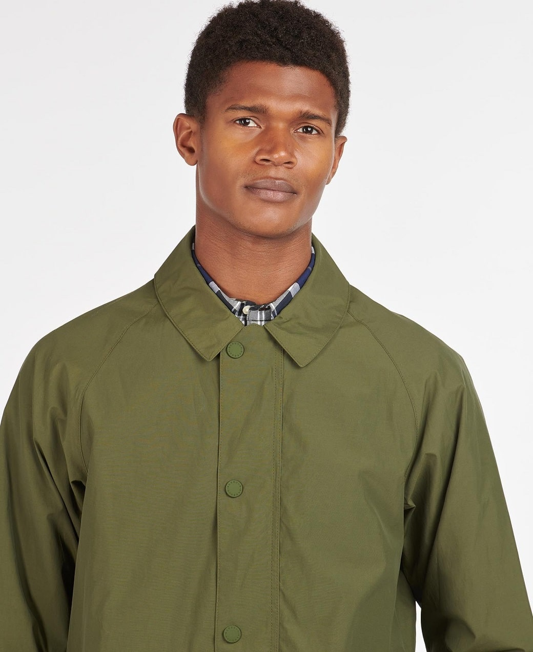Barbour Laslo Casual Olive-5