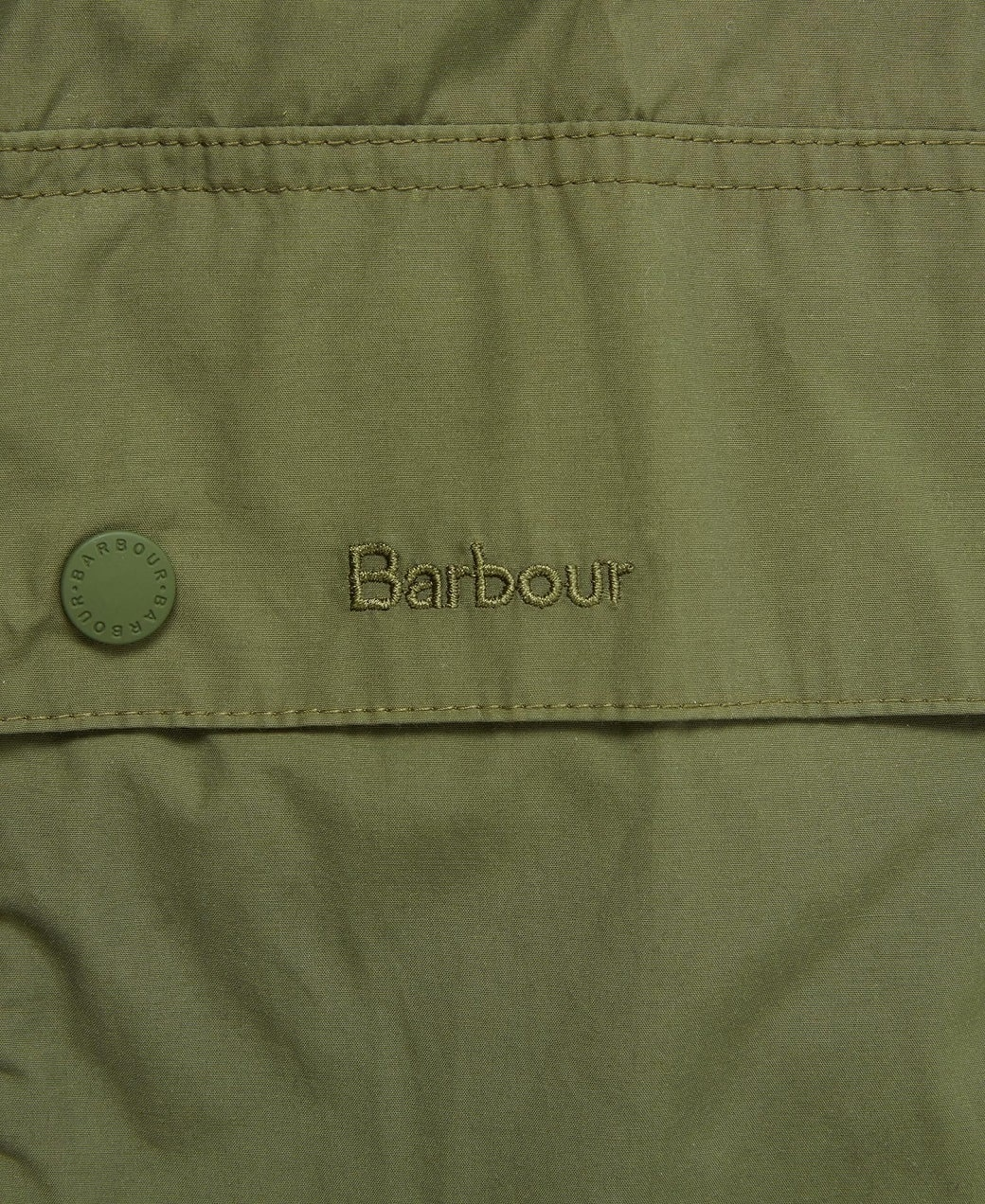 Barbour Laslo Casual Olive-7