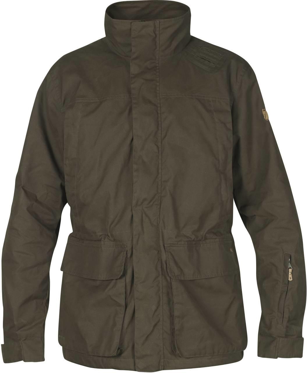 Fjällräven Brenner Pro Jacket M Dark Olive-1