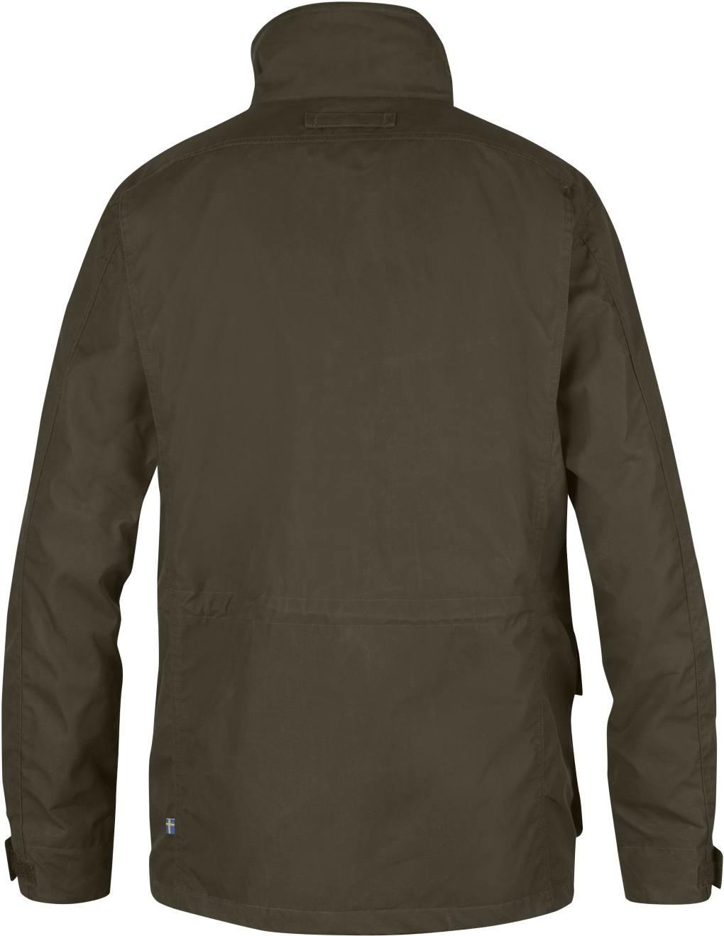 Fjällräven Brenner Pro Jacket M Dark Olive-2