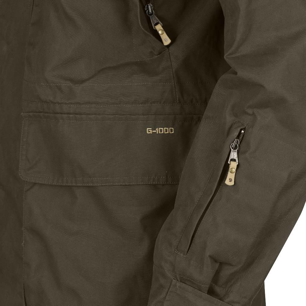 Fjällräven Brenner Pro Jacket M Dark Olive-3