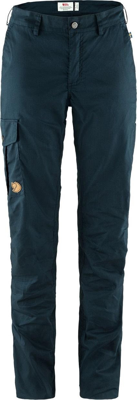 Fjällräven Karla Lite Trousers W Dark Navy-1