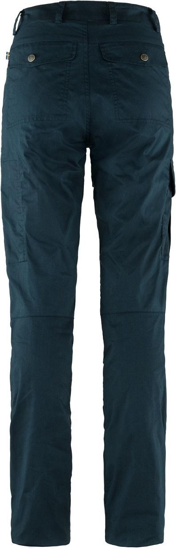 Fjällräven Karla Lite Trousers W Dark Navy-2