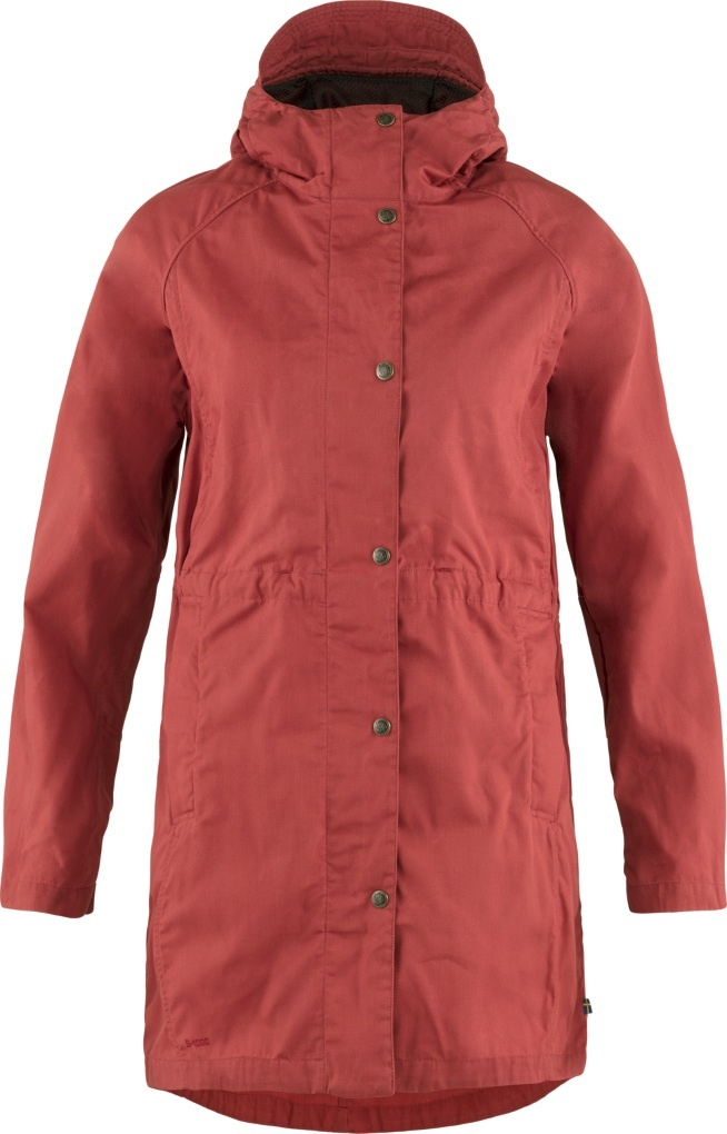 Fjällräven Karla Lite Jacket W  Raspberry Red-1