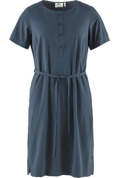 Fjällräven Övik Lite Dress Navy