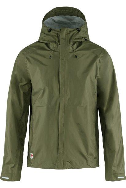 Fjällräven High Coast Hydratic Jacket M Green