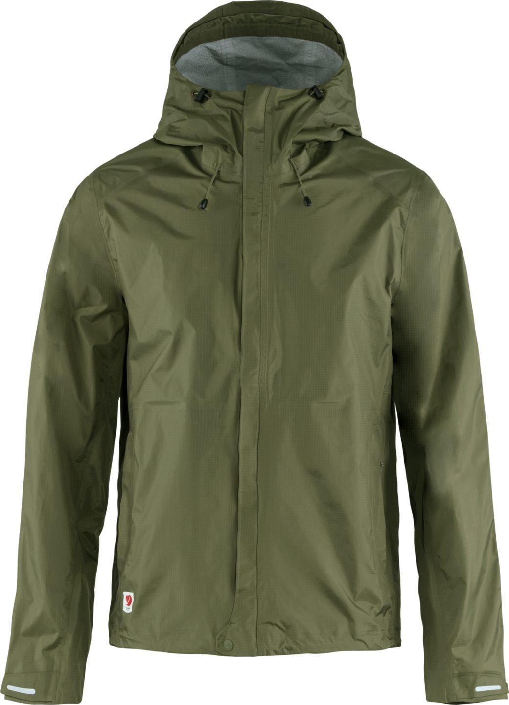 Fjällräven High Coast Hydratic Jacket M Green-1