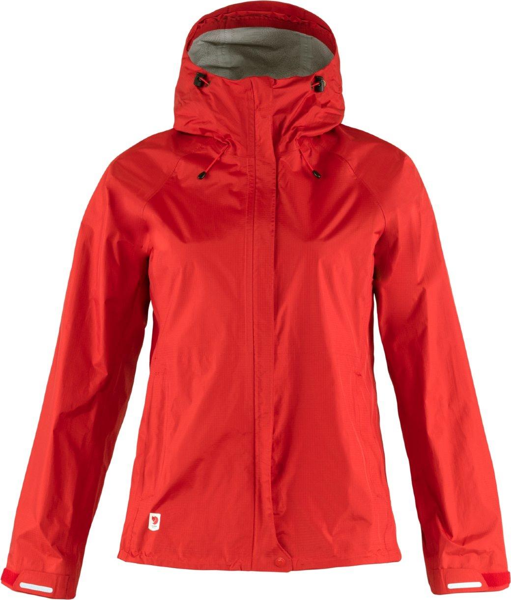 Fjällräven High Coast Hydratic Jacket W True Red-1