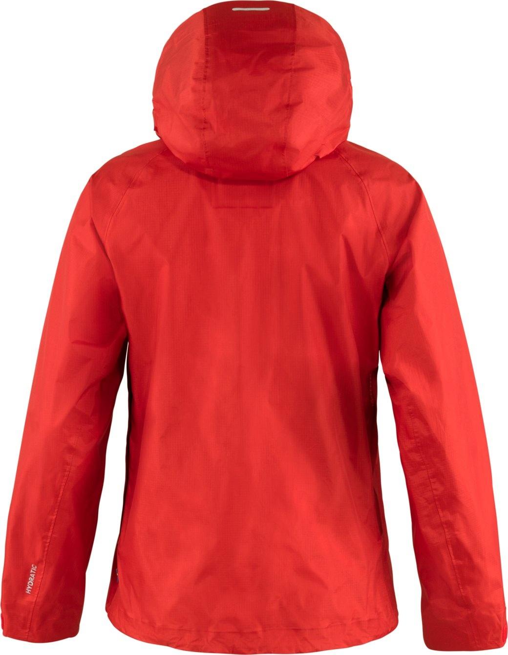 Fjällräven High Coast Hydratic Jacket W True Red-2