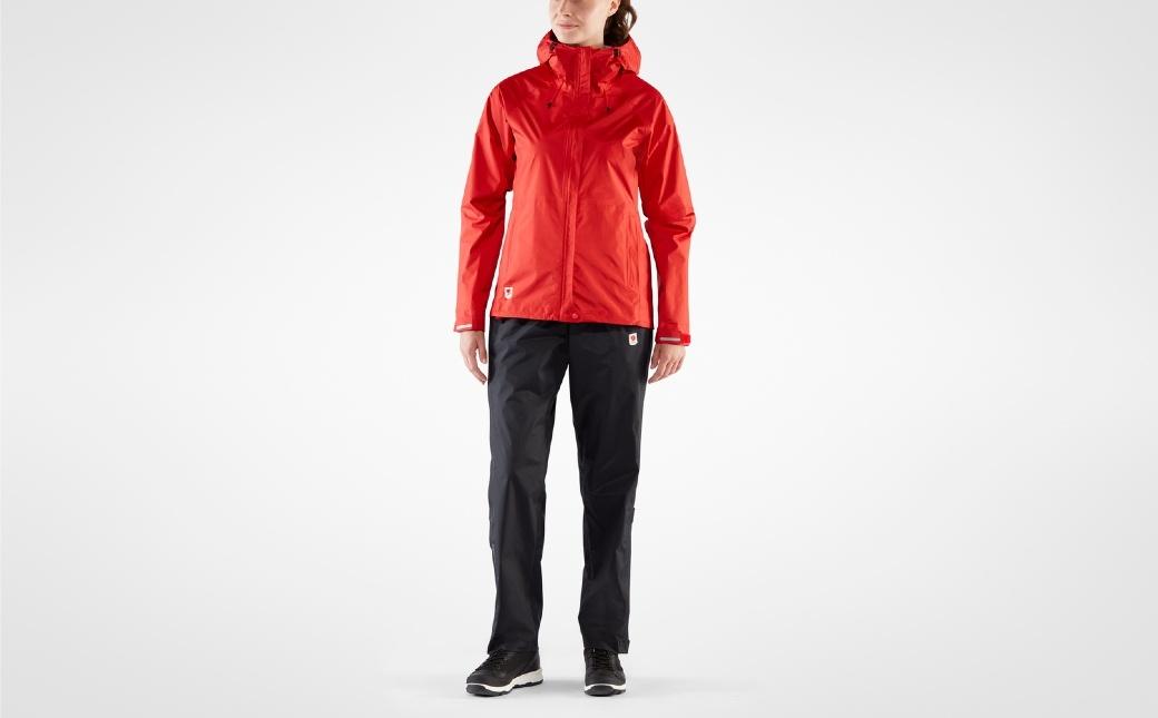 Fjällräven High Coast Hydratic Jacket W True Red-3