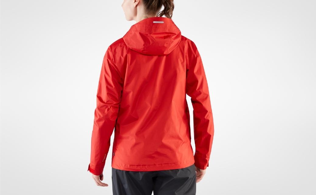 Fjällräven High Coast Hydratic Jacket W True Red-4