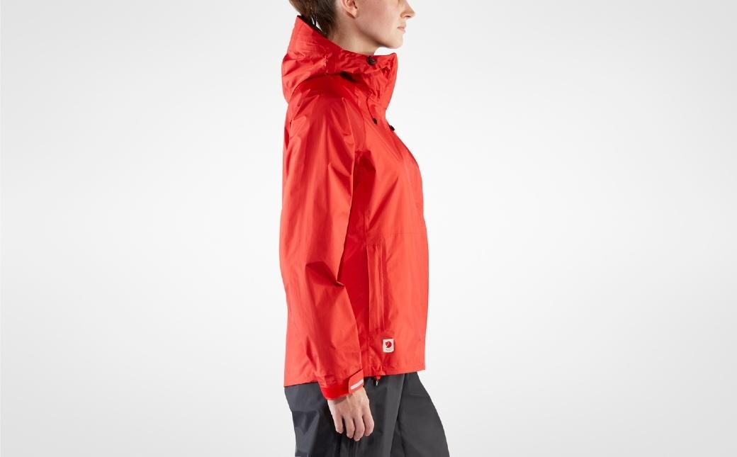 Fjällräven High Coast Hydratic Jacket W True Red-5