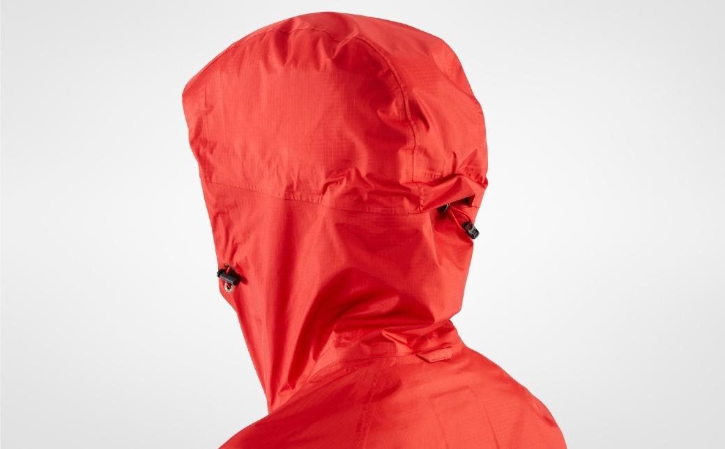 Fjällräven High Coast Hydratic Jacket W True Red-7