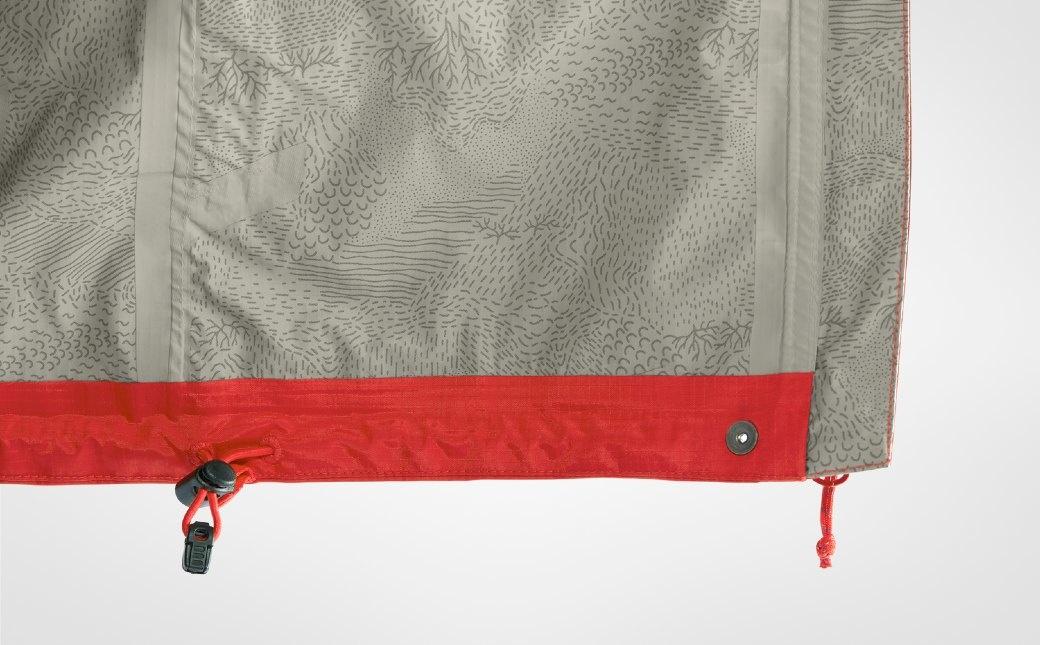 Fjällräven High Coast Hydratic Jacket W True Red-10