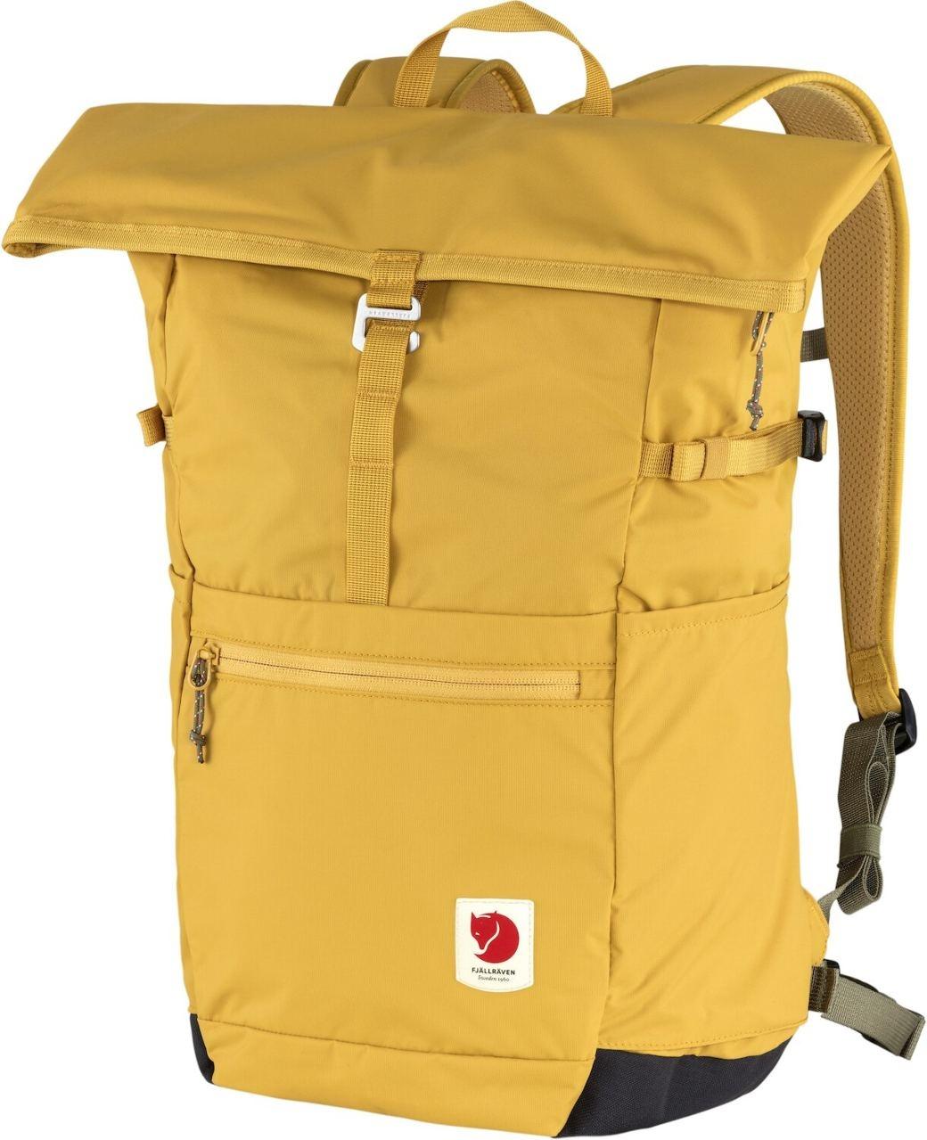 Fjällräven High Coast Foldsack 24 Ochre-1