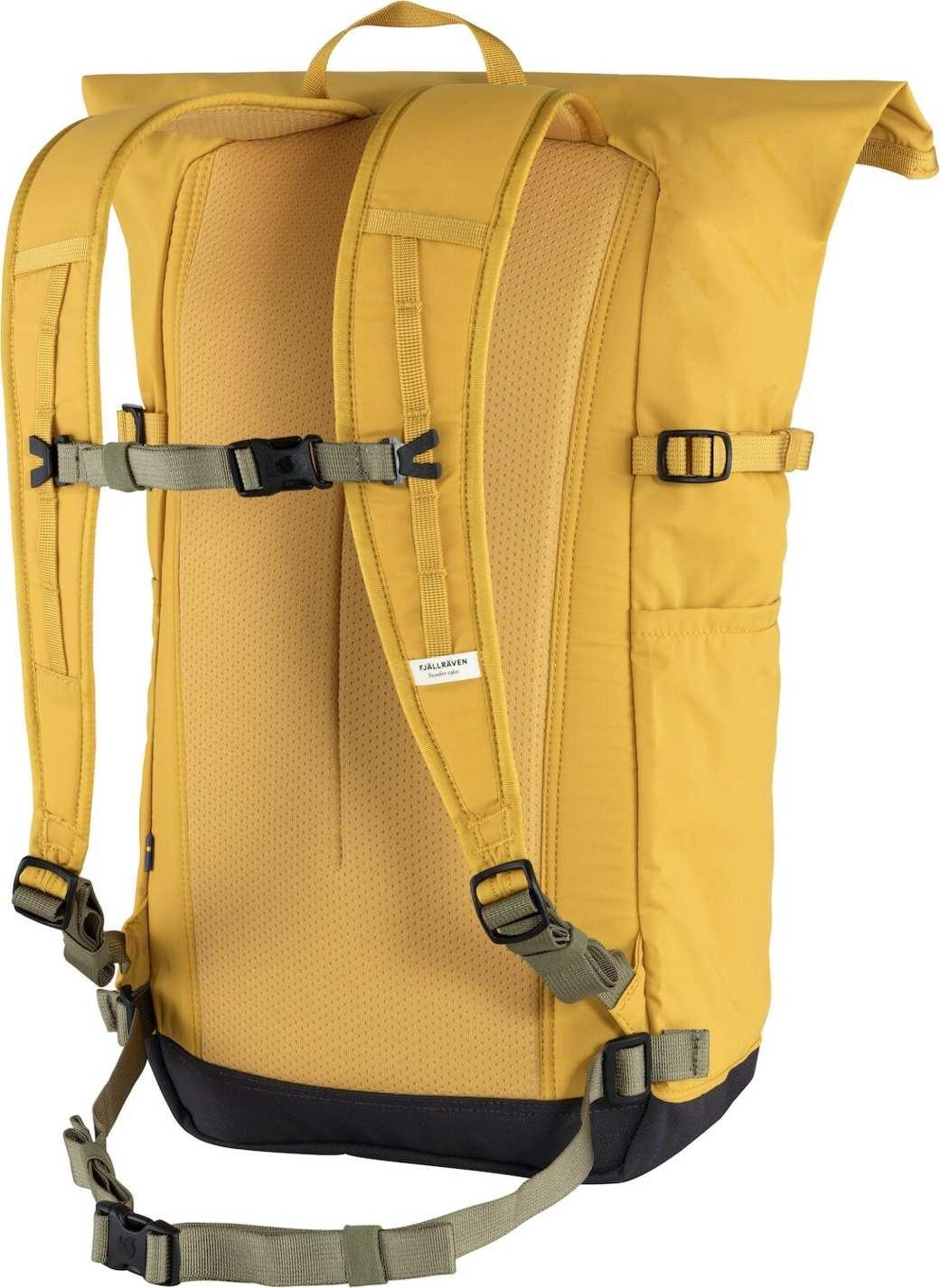 Fjällräven High Coast Foldsack 24 Ochre-2