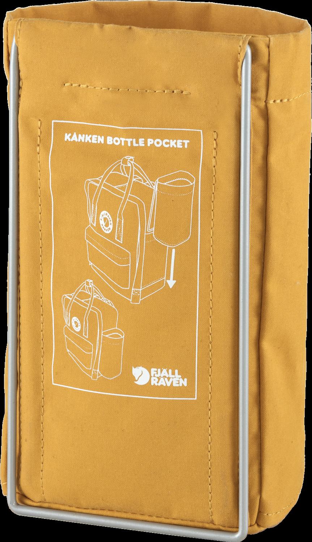 Fjällräven Kånken Bottle Pocket Ochre-2