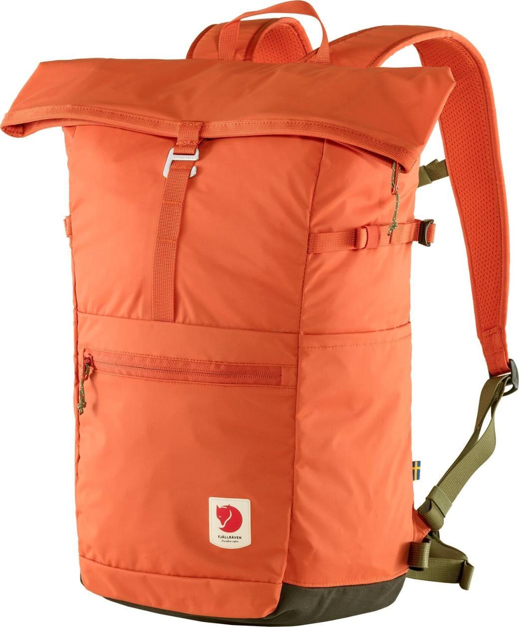 Fjällräven High Coast Foldsack 24  Rowan Red-1