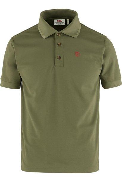 Fjällräven Crowley Pique Shirt M Light Olive