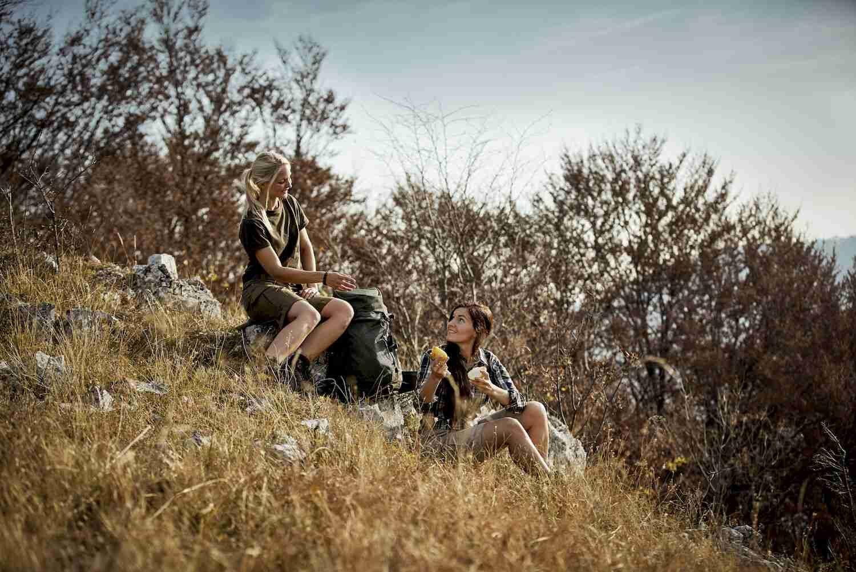 Deerhunter Lady Rose Shorts Beech Green-4
