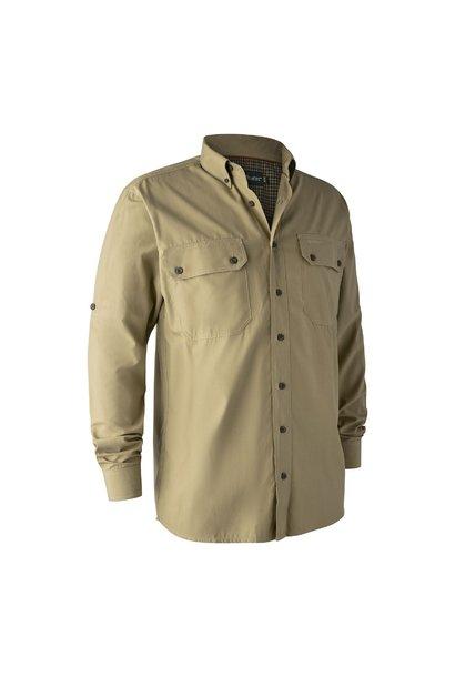 Deerhunter Reyburn Bamboo Shirt Cloudberry