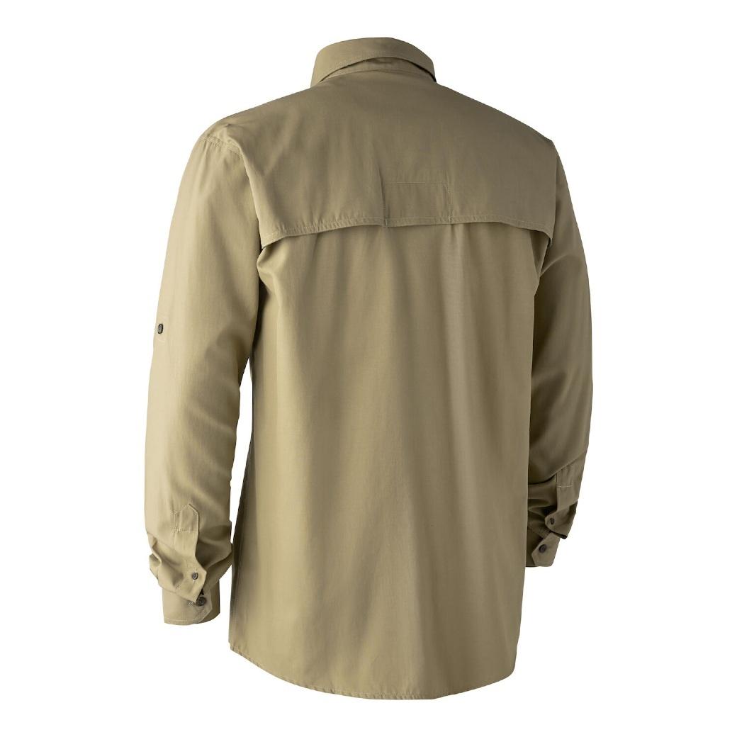 Deerhunter Reyburn Bamboo Shirt Cloudberry-2