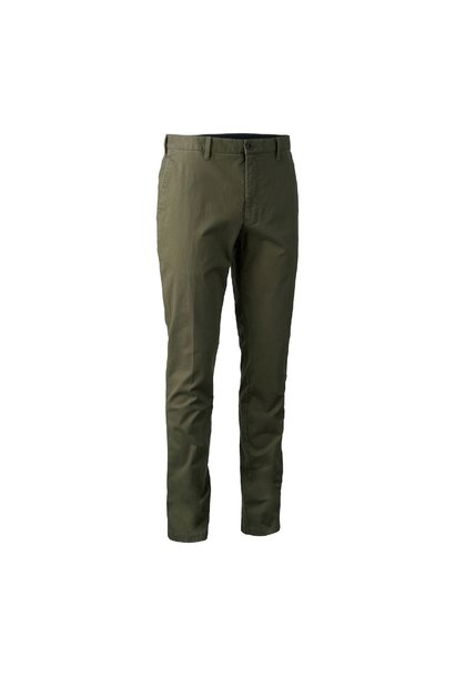 Deerhunter Casual Trousers Art Green