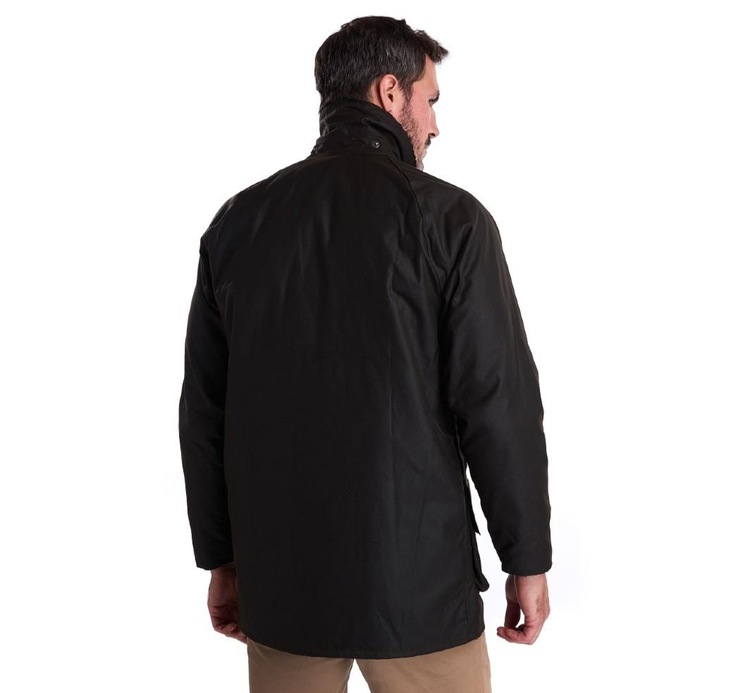 Barbour Classic Beaufort Wax Jacket Olive-3