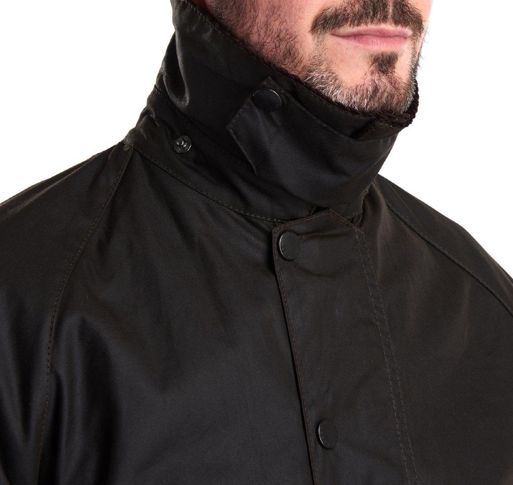 Barbour Classic Beaufort Wax Jacket Olive-5