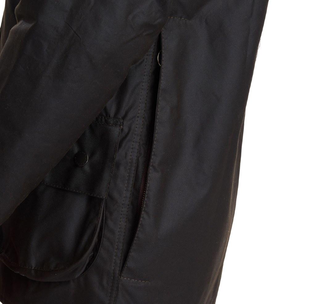 Barbour Classic Beaufort Wax Jacket Olive-8