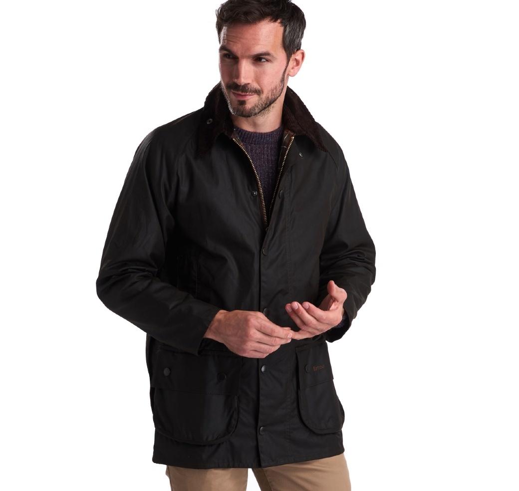 Barbour Classic Beaufort Wax Jacket Olive-2