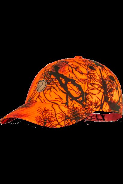 Fjällräven Lappland Camo Cap Orange Camo