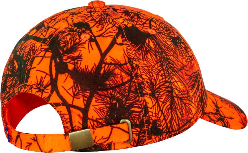 Fjällräven Lappland Camo Cap Orange Camo-2