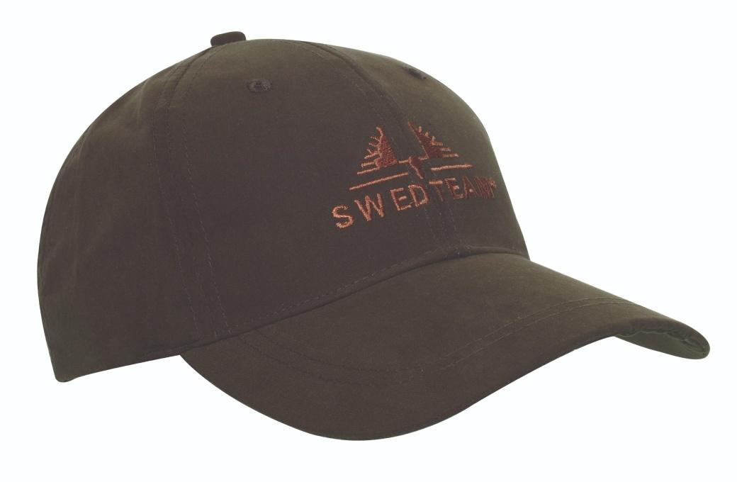 Swedteam Cap Hamra Green-1