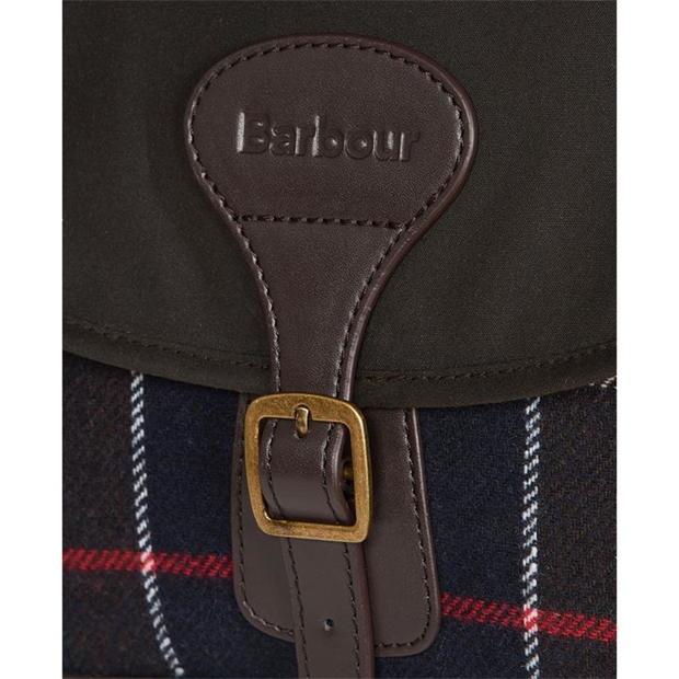 Barbour Whitley Tartan Crossbody Bag Classic Tartan-4