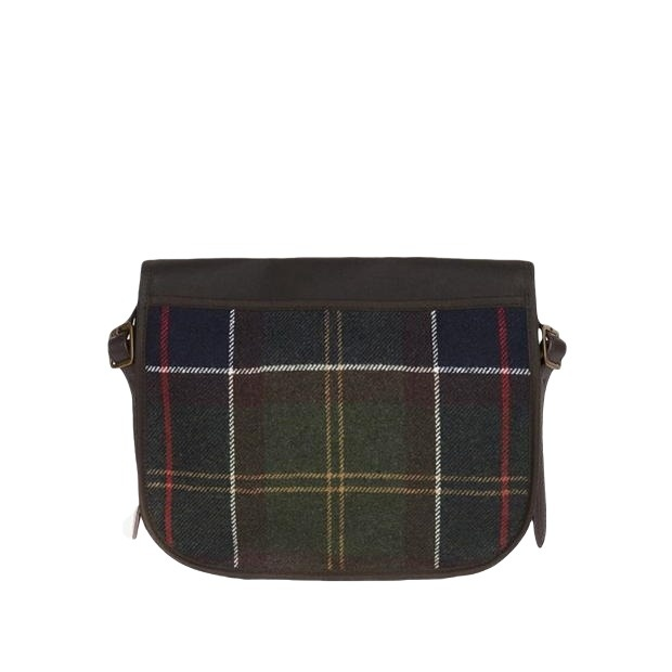Barbour Whitley Tartan Crossbody Bag Classic Tartan-2