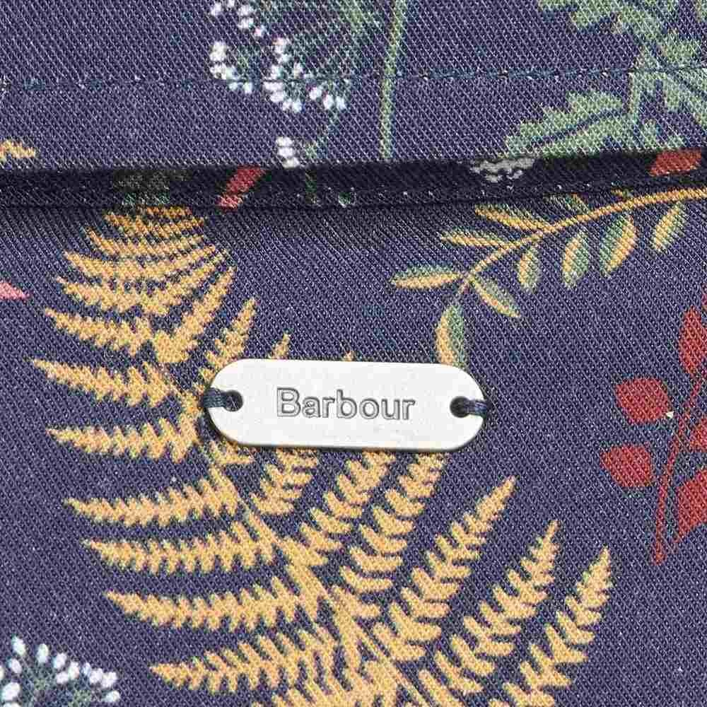 Barbour Robinson Dress  Navy-7