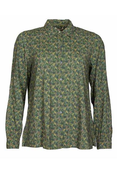 Barbour Hindscarth Shirt Sage Print