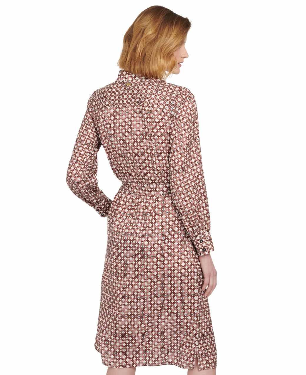 Barbour Tabert Dress Multi-3