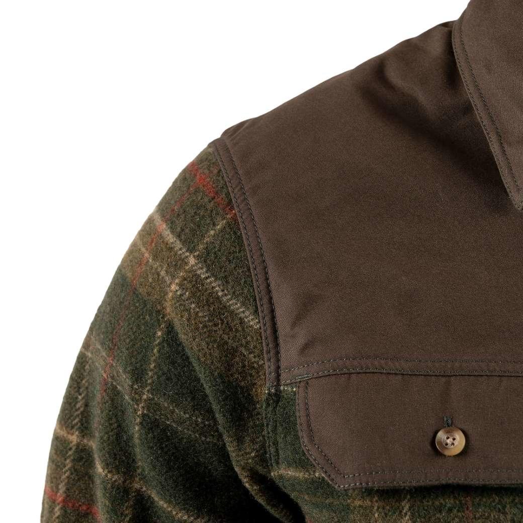 Fjällräven Granit Shirt M Green-5