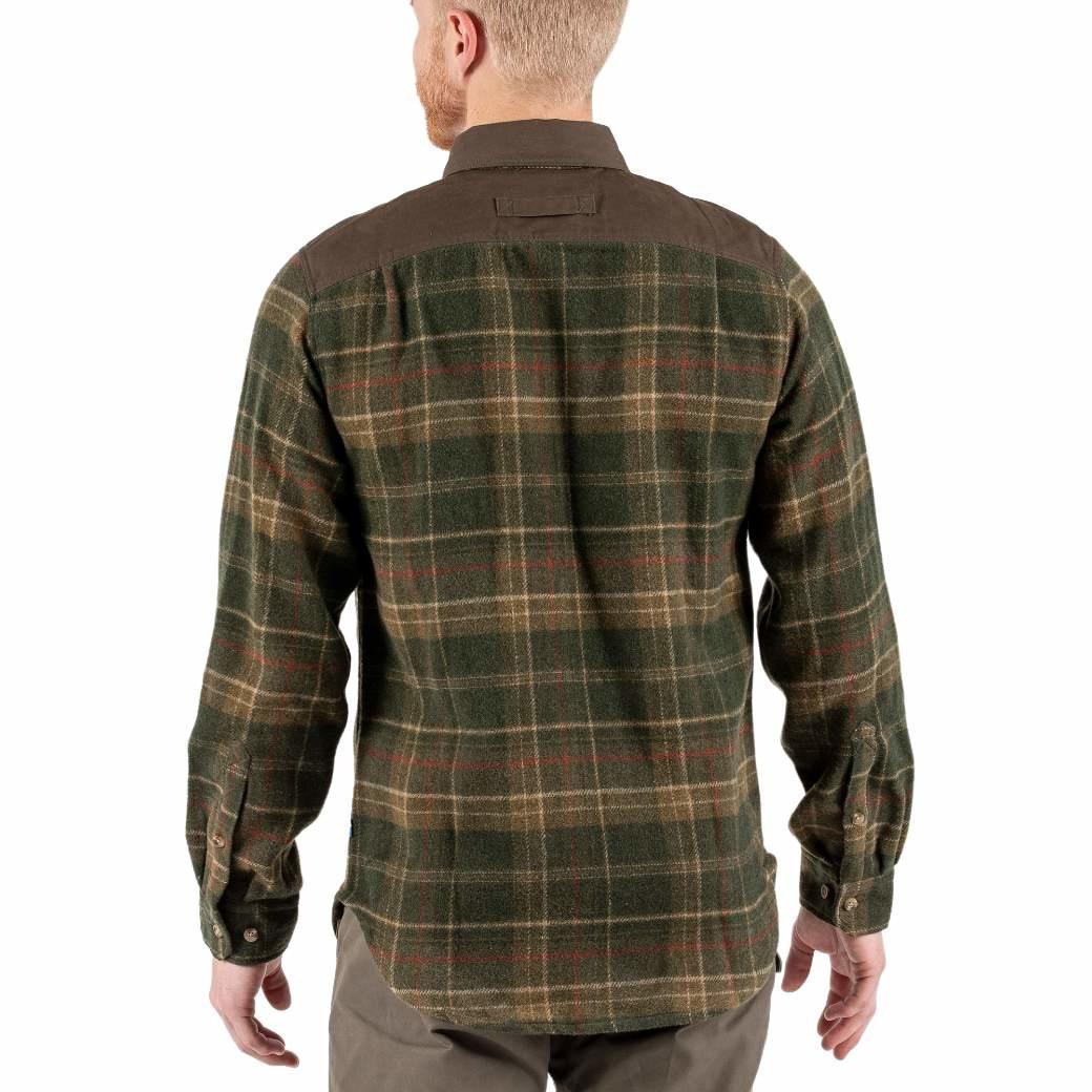Fjällräven Granit Shirt M Green-3