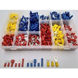 Cable-Engineer Kabelschoenen 1000 stuks professionele kwaliteit