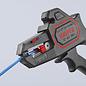 Knipex KNIPEX  Automatische en compacte afstriptang van 0,2 tot 6mm2  12 62 180