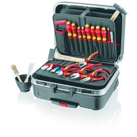 Knipex KNIPEX Gereedschapskoffer Electro Big  002106