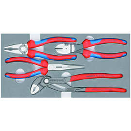 "Knipex KNIPEX Tangenset ""De Basis"" 002001V15"