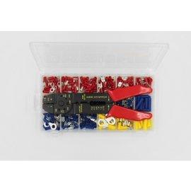 Cable-Engineer Kabelschoenen assortimentsdoos + multi-tang 305-delig
