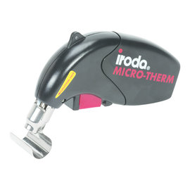 Iroda Hete lucht pistool - Klein, handig en draadloos Heatshrink